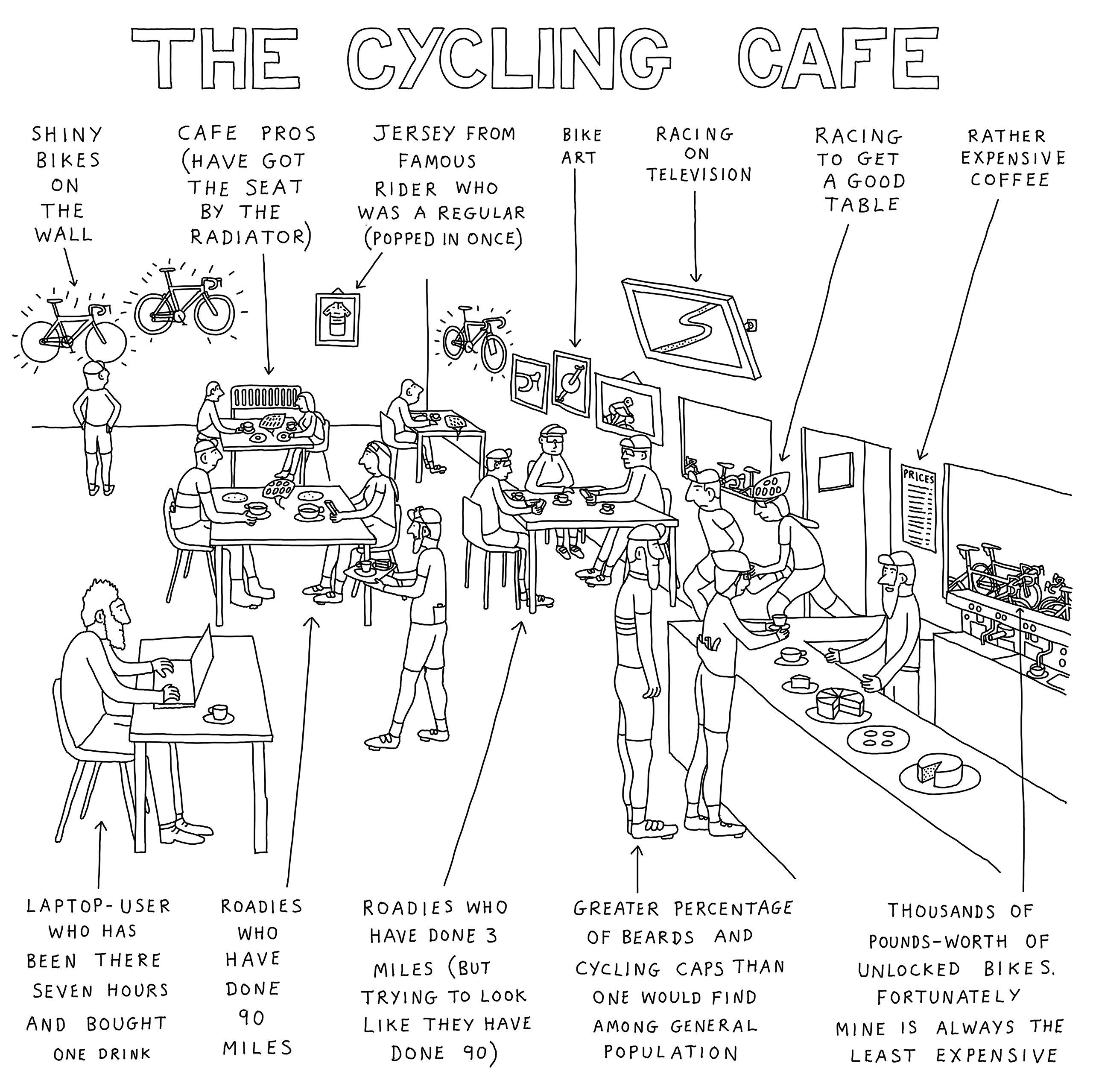 Bicycle House vi aspetta