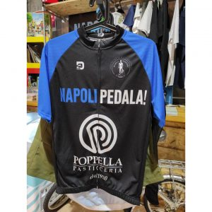 Maglia Tecnica Napoli Pedala