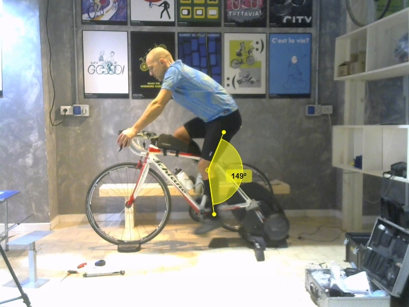 Visita biomeccanica in Bicycle House