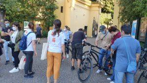 Campania Teatro Festival e i tour con le bici della Bicycle House
