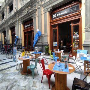 Benvenuti alla Bicycle House: il primo bike cafe di Napoli